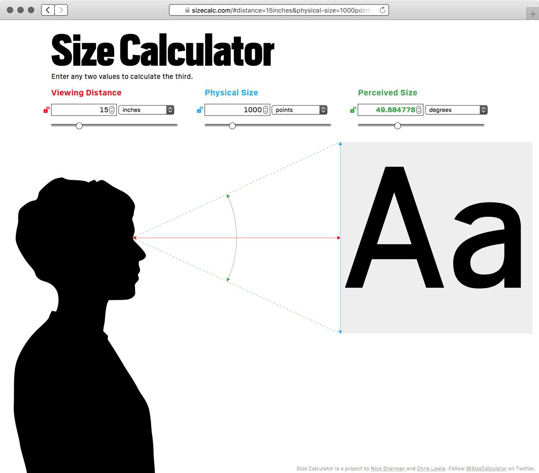 Size_Calculator