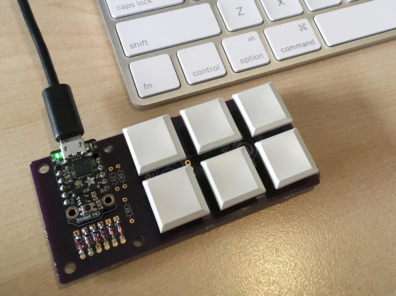 New keyboard prototype